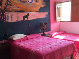 La Luna bedroom